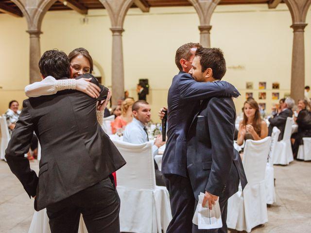 La boda de Jean-Yves y María en Santiago De Compostela, A Coruña 39