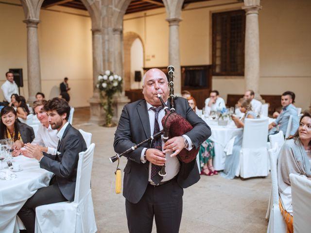 La boda de Jean-Yves y María en Santiago De Compostela, A Coruña 42