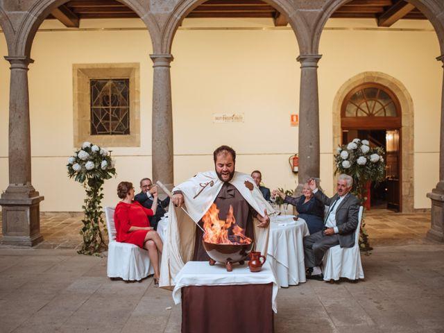 La boda de Jean-Yves y María en Santiago De Compostela, A Coruña 43