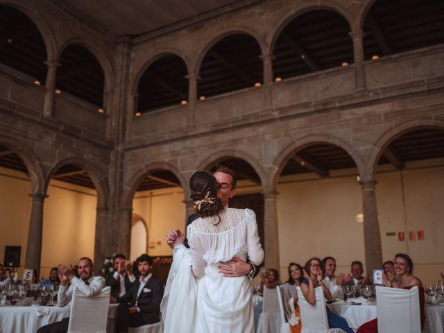La boda de Jean-Yves y María en Santiago De Compostela, A Coruña 45