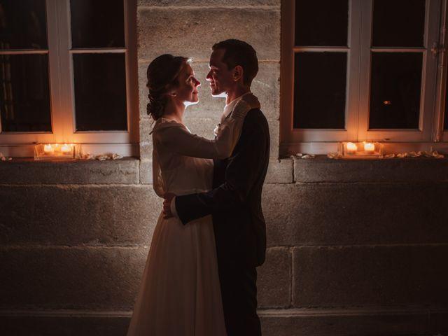 La boda de Jean-Yves y María en Santiago De Compostela, A Coruña 46