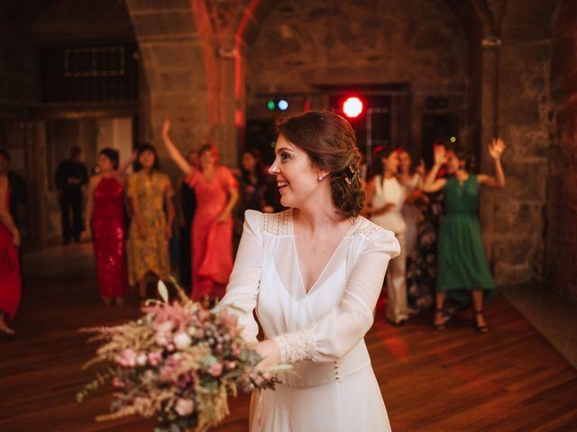 La boda de Jean-Yves y María en Santiago De Compostela, A Coruña 50