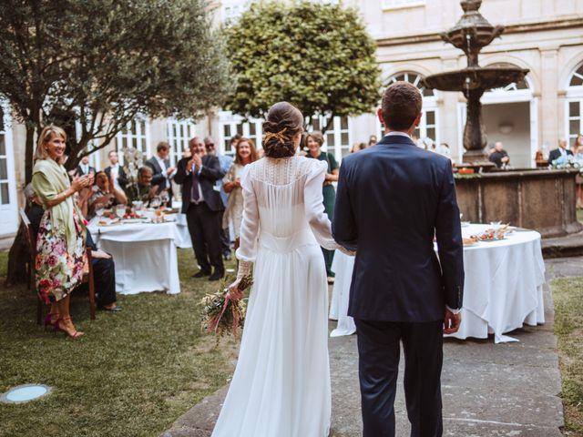 La boda de Jean-Yves y María en Santiago De Compostela, A Coruña 56