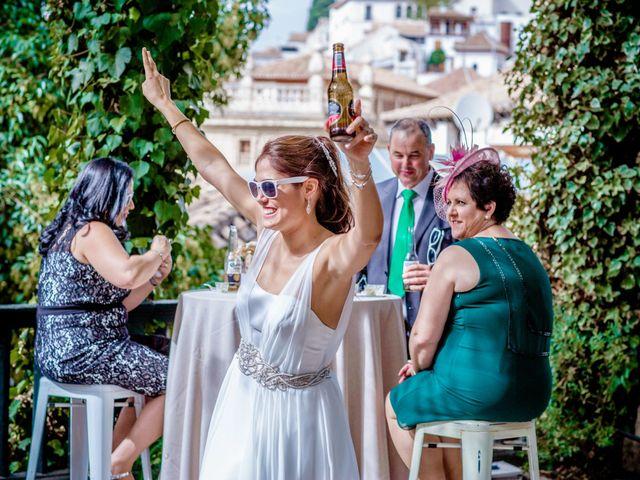 La boda de Domingo y María en Granada, Granada 5