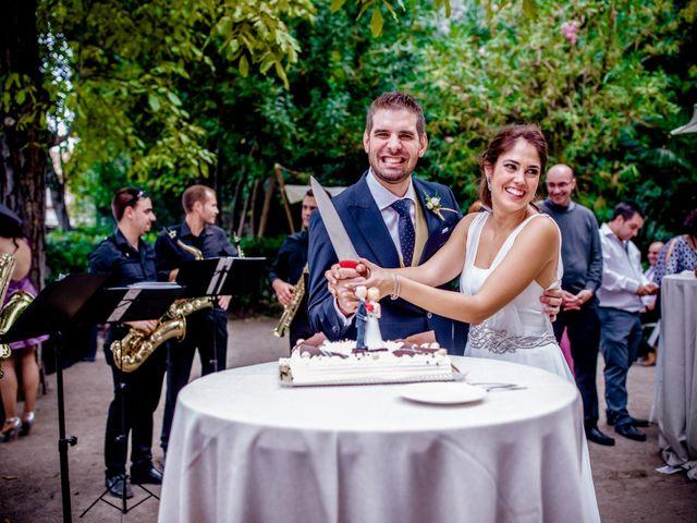 La boda de María y Domingo