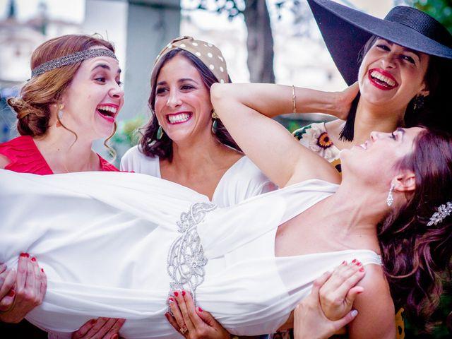 La boda de Domingo y María en Granada, Granada 12