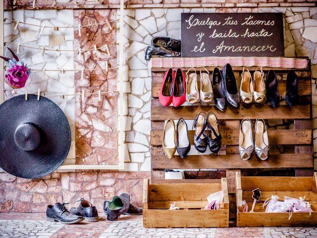 La boda de Domingo y María en Granada, Granada 15
