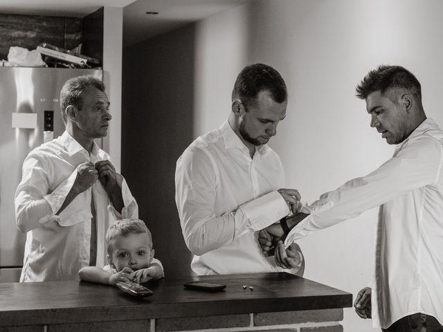 La boda de Alex y Hanna en Sant Vicenç De Montalt, Barcelona 14