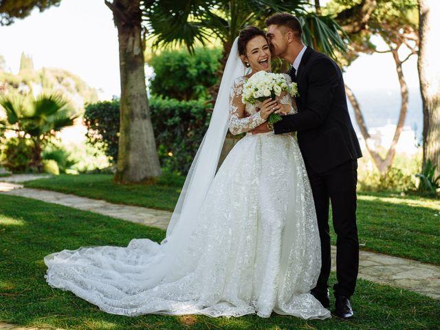 La boda de Alex y Hanna en Sant Vicenç De Montalt, Barcelona 36