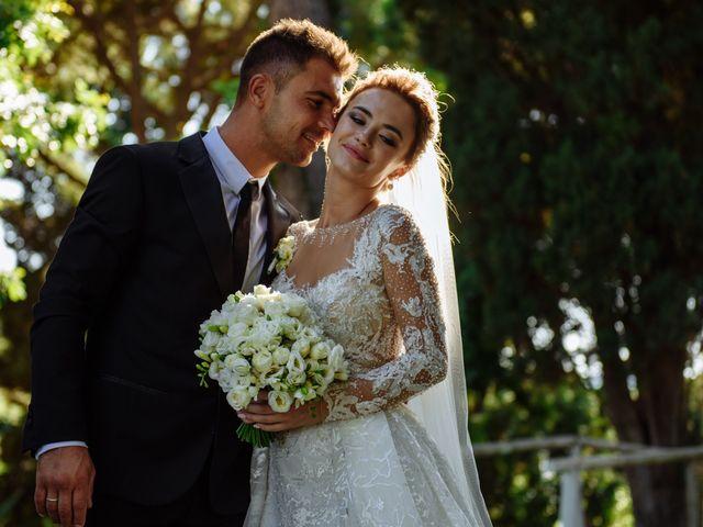 La boda de Alex y Hanna en Sant Vicenç De Montalt, Barcelona 39