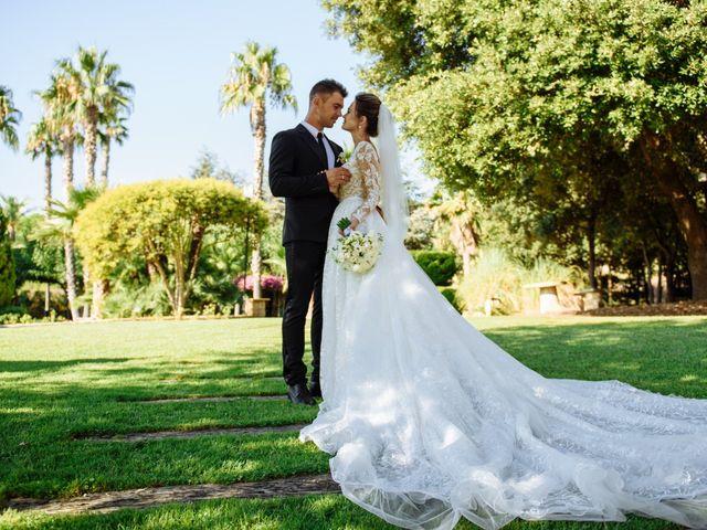 La boda de Alex y Hanna en Sant Vicenç De Montalt, Barcelona 42