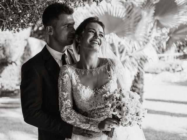 La boda de Alex y Hanna en Sant Vicenç De Montalt, Barcelona 43