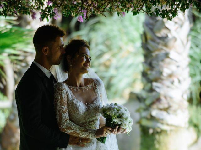 La boda de Alex y Hanna en Sant Vicenç De Montalt, Barcelona 45