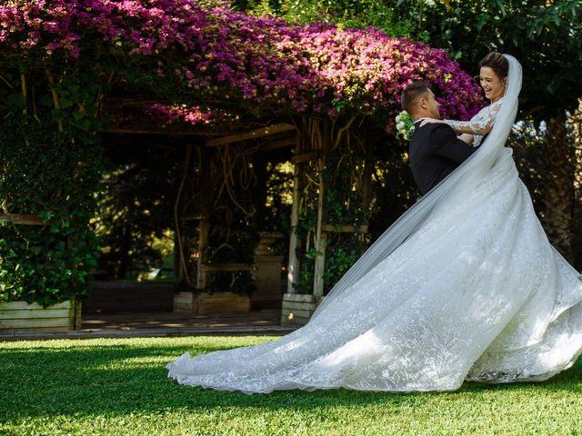La boda de Alex y Hanna en Sant Vicenç De Montalt, Barcelona 47