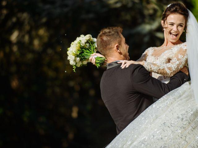 La boda de Hanna y Alex