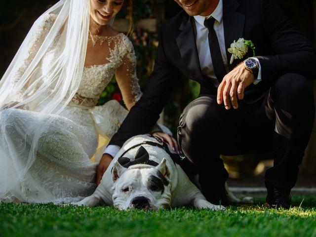 La boda de Alex y Hanna en Sant Vicenç De Montalt, Barcelona 48