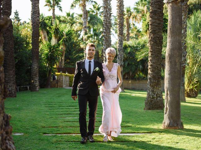 La boda de Alex y Hanna en Sant Vicenç De Montalt, Barcelona 50