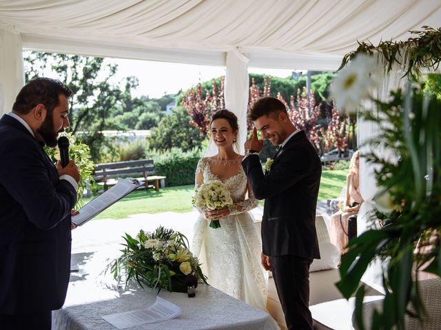 La boda de Alex y Hanna en Sant Vicenç De Montalt, Barcelona 54