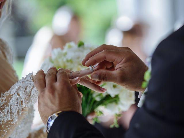 La boda de Alex y Hanna en Sant Vicenç De Montalt, Barcelona 62
