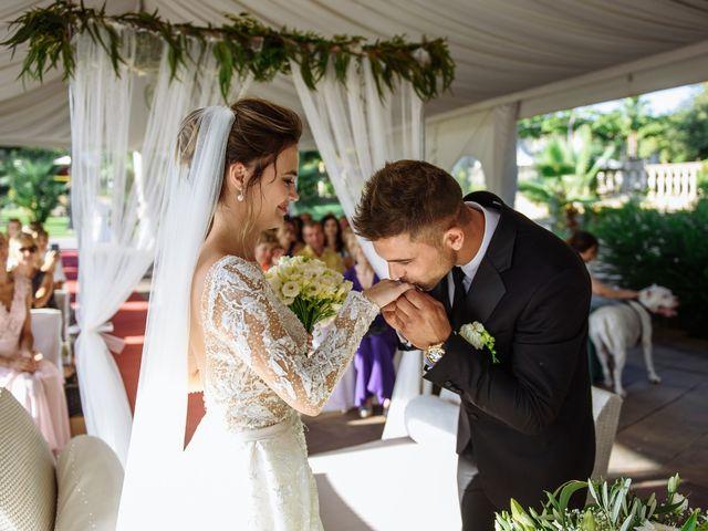 La boda de Alex y Hanna en Sant Vicenç De Montalt, Barcelona 63