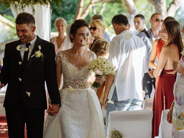 La boda de Alex y Hanna en Sant Vicenç De Montalt, Barcelona 69