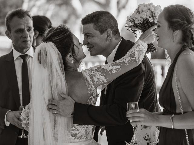 La boda de Alex y Hanna en Sant Vicenç De Montalt, Barcelona 70