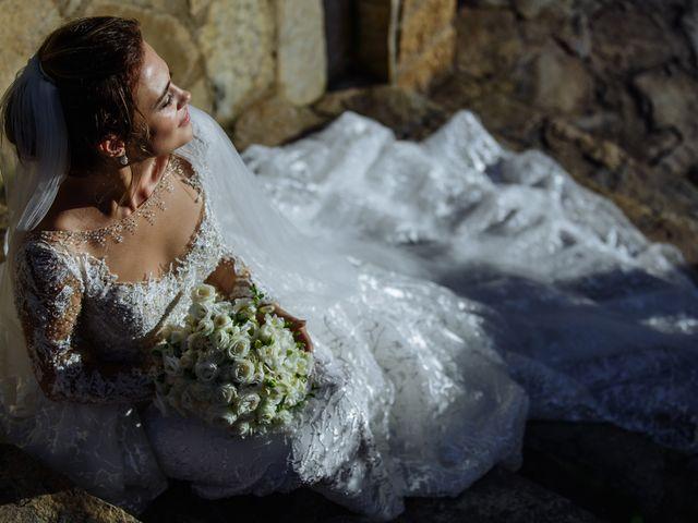 La boda de Alex y Hanna en Sant Vicenç De Montalt, Barcelona 73