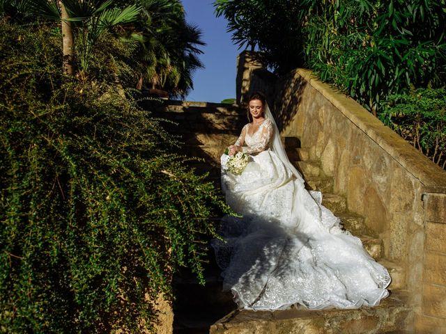 La boda de Alex y Hanna en Sant Vicenç De Montalt, Barcelona 75