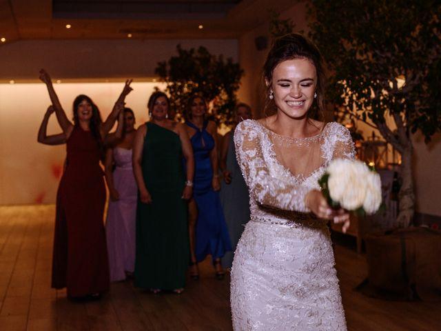 La boda de Alex y Hanna en Sant Vicenç De Montalt, Barcelona 104