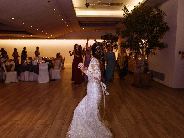 La boda de Alex y Hanna en Sant Vicenç De Montalt, Barcelona 105