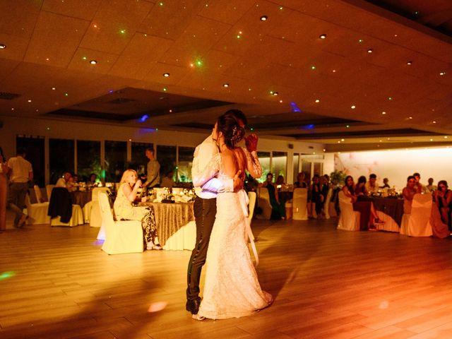 La boda de Alex y Hanna en Sant Vicenç De Montalt, Barcelona 118