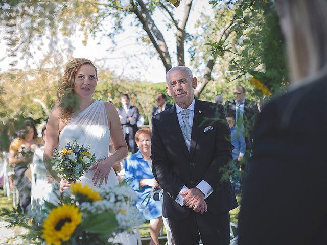La boda de Borja y Nuria en Santa Marina (Siero), Asturias 12