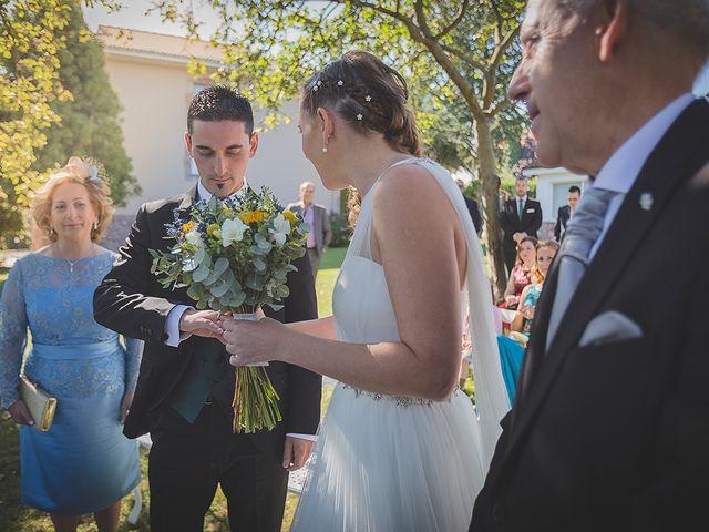 La boda de Borja y Nuria en Santa Marina (Siero), Asturias 16