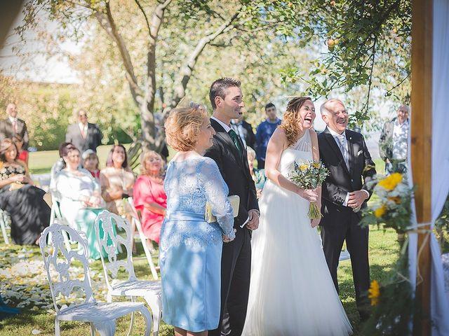 La boda de Borja y Nuria en Santa Marina (Siero), Asturias 18