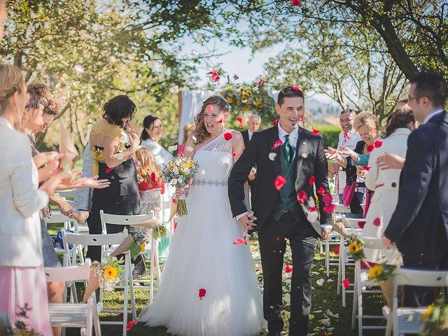 La boda de Borja y Nuria en Santa Marina (Siero), Asturias 20