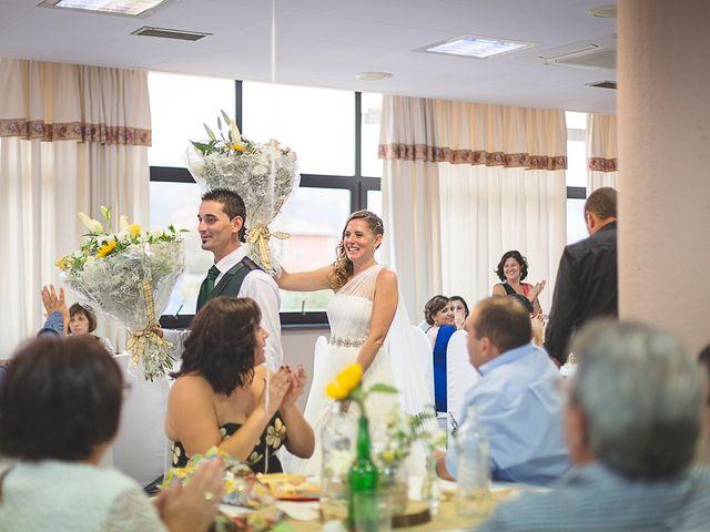La boda de Borja y Nuria en Santa Marina (Siero), Asturias 37