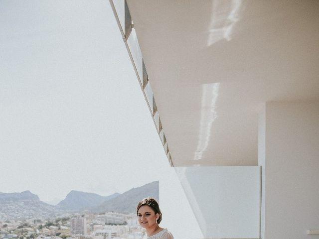 La boda de Antonio y Lili en Calp/calpe, Alicante 4