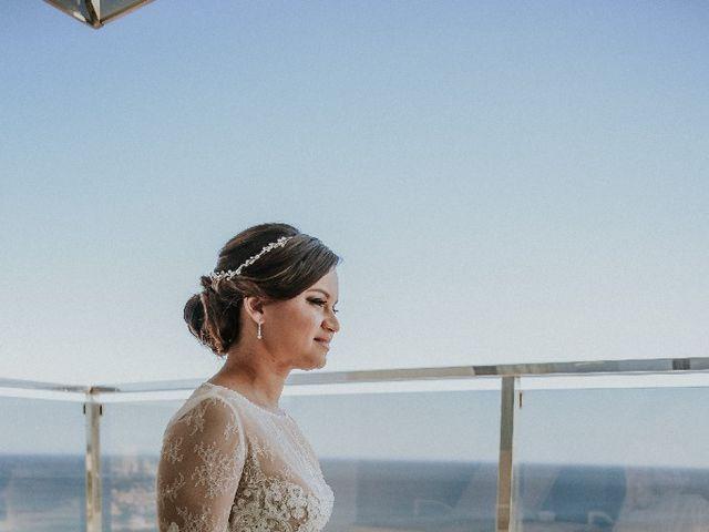 La boda de Antonio y Lili en Calp/calpe, Alicante 1