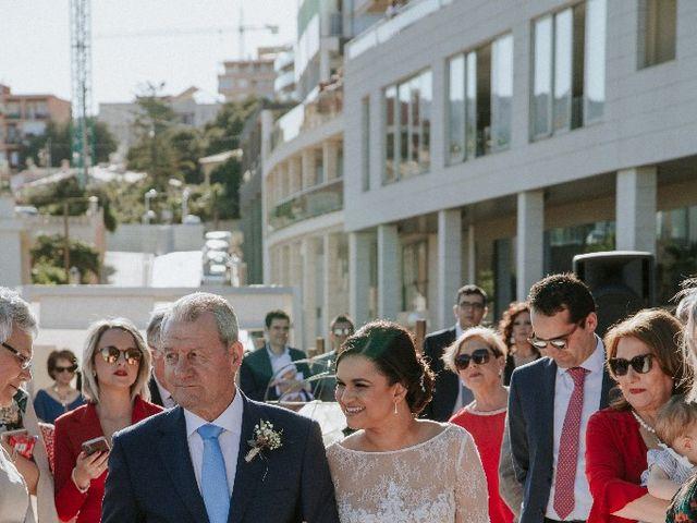 La boda de Antonio y Lili en Calp/calpe, Alicante 8