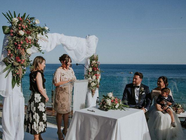 La boda de Antonio y Lili en Calp/calpe, Alicante 11