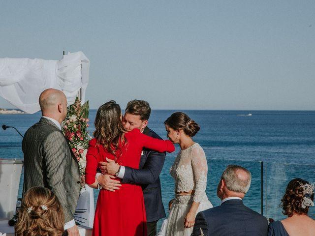 La boda de Antonio y Lili en Calp/calpe, Alicante 12