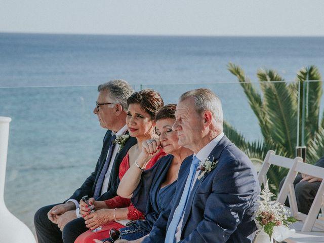 La boda de Antonio y Lili en Calp/calpe, Alicante 13
