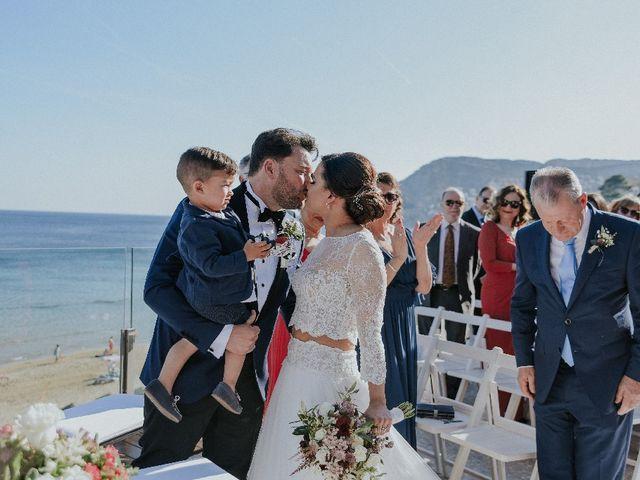 La boda de Antonio y Lili en Calp/calpe, Alicante 15