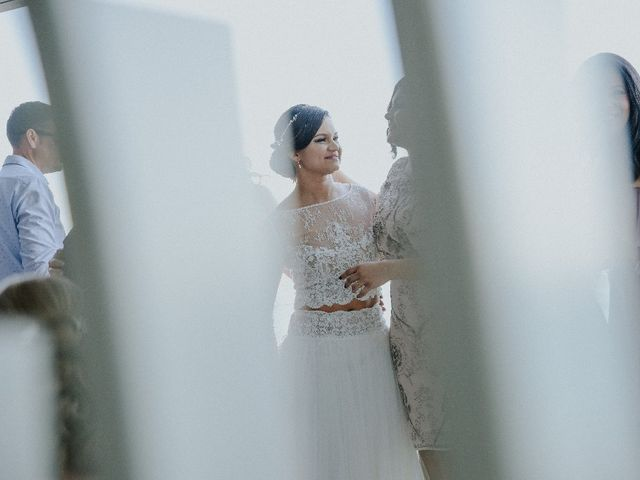 La boda de Antonio y Lili en Calp/calpe, Alicante 18