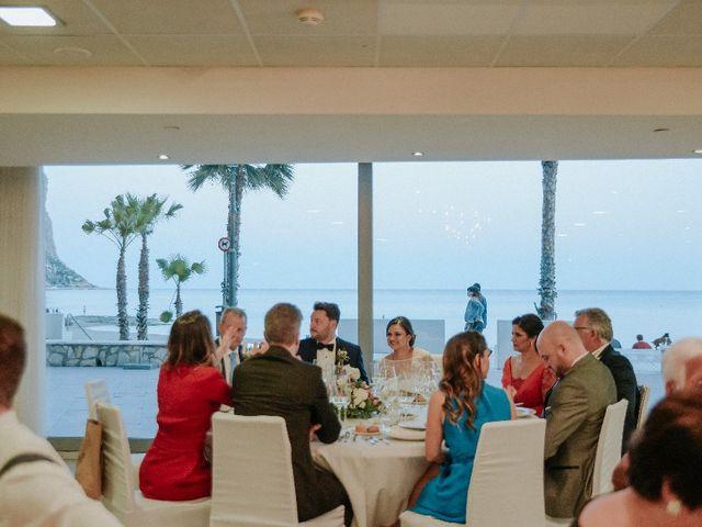 La boda de Antonio y Lili en Calp/calpe, Alicante 20
