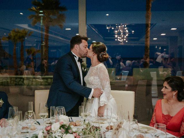 La boda de Antonio y Lili en Calp/calpe, Alicante 21