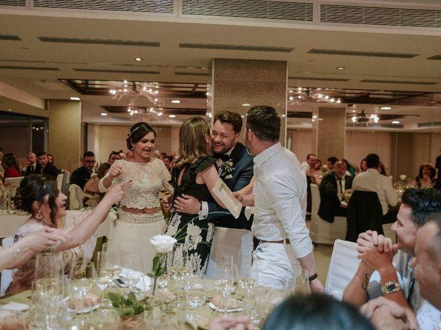 La boda de Antonio y Lili en Calp/calpe, Alicante 26