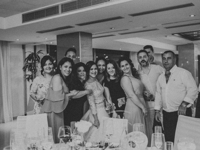 La boda de Antonio y Lili en Calp/calpe, Alicante 27