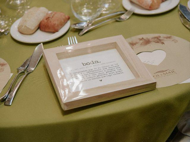 La boda de Antonio y Lili en Calp/calpe, Alicante 29