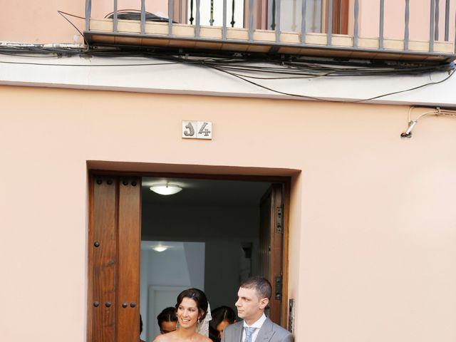 La boda de Ricardo y Carmen en Dos Hermanas, Sevilla 13